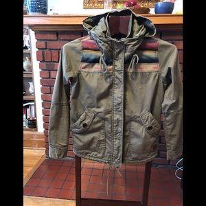 Roxy spring jacket size XS
